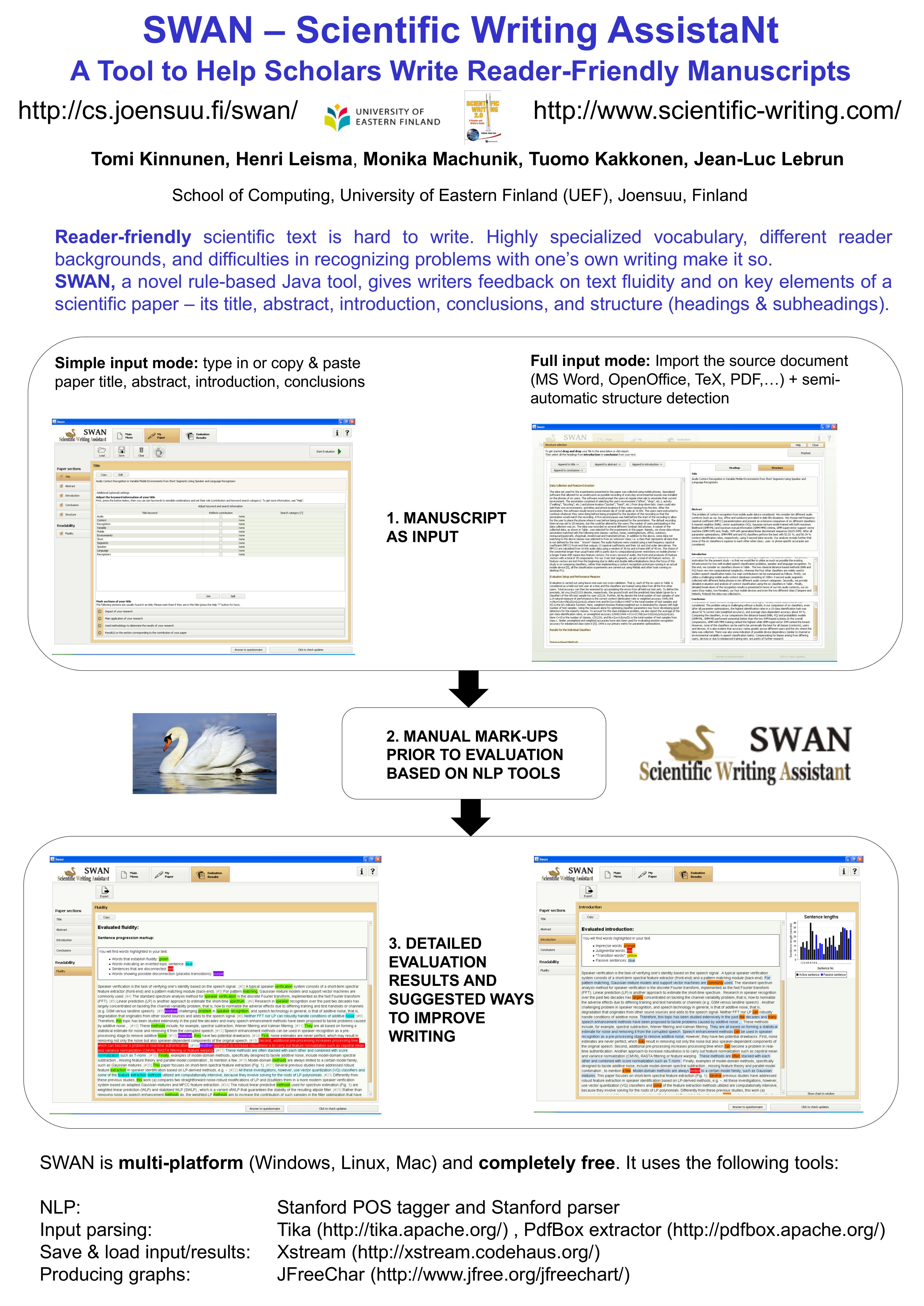 writers guide httpscientific presentationscom