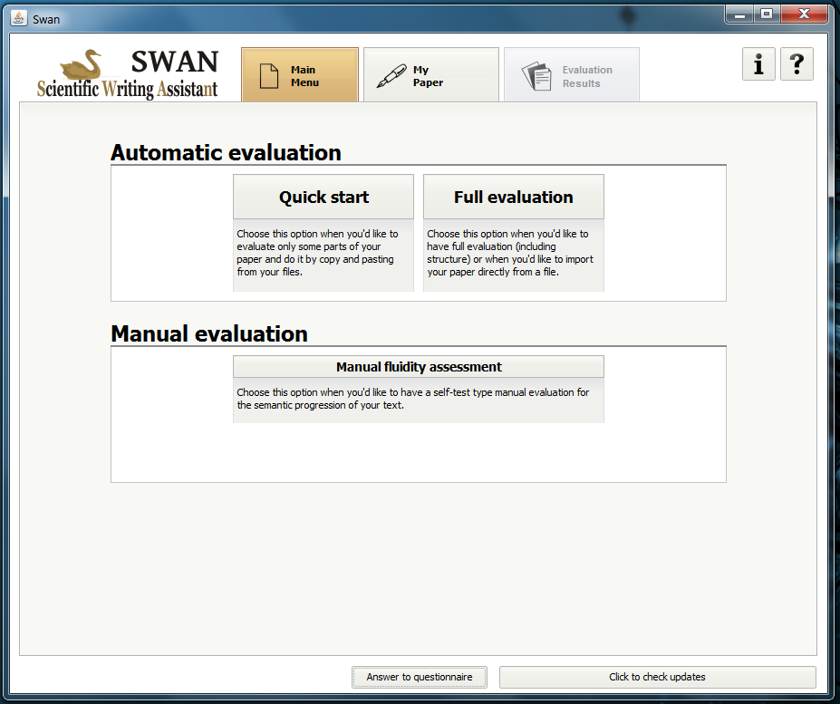 software to write scientific papers